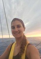 A photo of Caroline, a tutor from Bridgewater State University