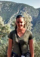 A photo of Elizabeth, a tutor from Hillsdale College