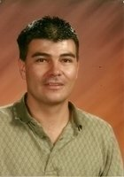 A photo of Ray, a tutor from University of New Mexico
