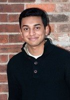 A photo of Vishal, a tutor from Cornell University