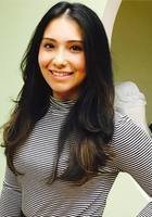 A photo of Rocio, a tutor from Northwestern University