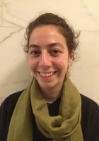 A photo of Ella, a tutor from SUNY at Binghamton