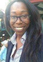 A photo of Kimone, a tutor from Rutgers University-Camden
