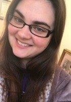 A photo of Mackenna, a tutor from University of Louisville