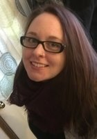 A photo of Amanda, a tutor from Case Western Reserve University