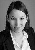 A photo of Bernadette, a tutor from Universit de Fribourg Universitt Freiburg