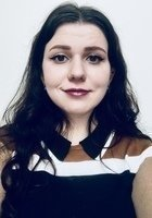 A photo of Natalya, a tutor from Boston University