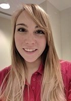 A photo of Kristin, a tutor from University of Utah