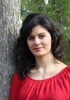 A photo of Hannah, a tutor from Louisiana Tech University