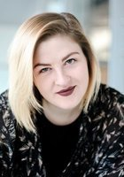 A photo of Hannah, a tutor from Bradley University