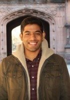 A photo of Rohit, a tutor from Cornell University