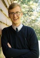 A photo of Isaac, a tutor from Rollins College