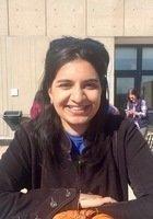 A photo of Neha, a tutor from Boston University