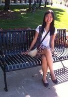 A photo of Natalie, a tutor from Creighton University