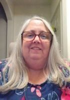 A photo of Debbie, a tutor from Oral Roberts University