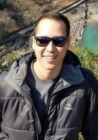 A photo of Greg, a tutor from Northeastern University