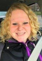 A photo of Sarah, a tutor from Kent State University at Kent