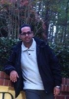 A photo of Ashwin, a tutor from William Peace University