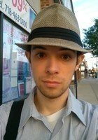 A photo of Aleksandr, a tutor from CUNY Queens College