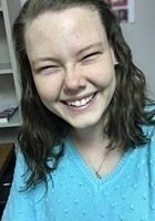 A photo of Megan, a tutor from Otterbein University