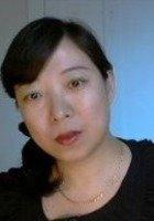 A photo of Lynn, a tutor from Beijing University of Technology