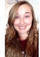 A photo of Megan, a tutor from SUNY at Fredonia