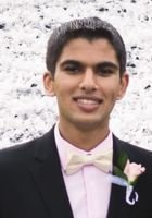 A photo of Anish, a tutor from The University of Texas at Austin