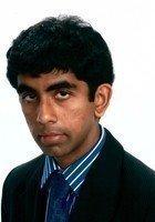 A photo of Kushal, a tutor from University of Houston