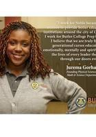 A photo of Jurema, a tutor from Chicago State University