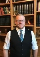 A photo of Joshua, a tutor from Wichita State University