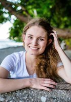 A photo of Aubrey, a tutor from Idaho State University