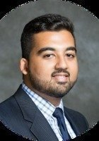 A photo of Yash, a tutor from Columbia University in the City of New York