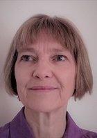 A photo of Nancy, a tutor from Humboldt State University