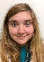 A photo of Caroline, a tutor from Colorado College