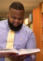 A photo of Mychal, a tutor from Delta State University
