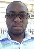 A photo of Pieyirigue, a tutor from University of Abidjan Ivory Coast