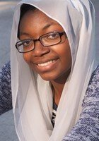 A photo of Amani, a tutor from Baldwin-Wallace College