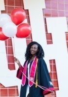 A photo of Miesha, a tutor from University of Houston