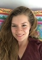 A photo of Marika, a tutor from University of Wisconsin-Madison