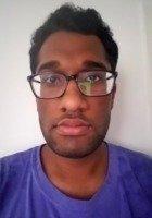 A photo of Saicharan, a tutor from University of Georgia