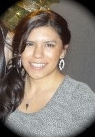 A photo of Priscila, a tutor from Wheaton College (Illinois)