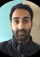 A photo of Utsav, a tutor from Stanford University