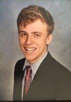 A photo of Simon, a tutor from Washington University in St Louis