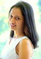 A photo of Rasika, a tutor from Mumbai University