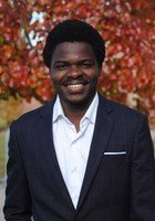 A photo of Emmanuel, a tutor from Africa Nazarene Univeristy