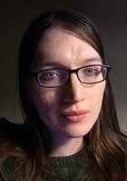 A photo of Alys, a tutor from Marquette University
