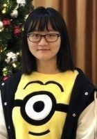 A photo of Xiaoxiao, a tutor from University of Massachusetts Amherst