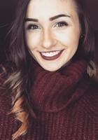 A photo of Olivia, a tutor from Central Michigan University