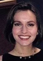 A photo of Danielle, a tutor from Georgetown University