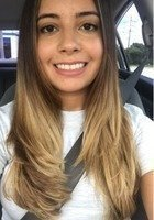 A photo of Thais, a tutor from Broward College